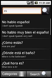 Spanish to English Translator