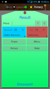 Discount and Tax Calculator screenshot 6