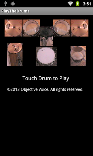 Play The Drums