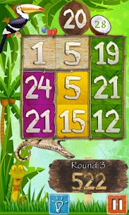 Jungle Math for Kids Free - screenshot thumbnail
