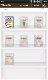 Popular Woodworking eBooks - screenshot thumbnail
