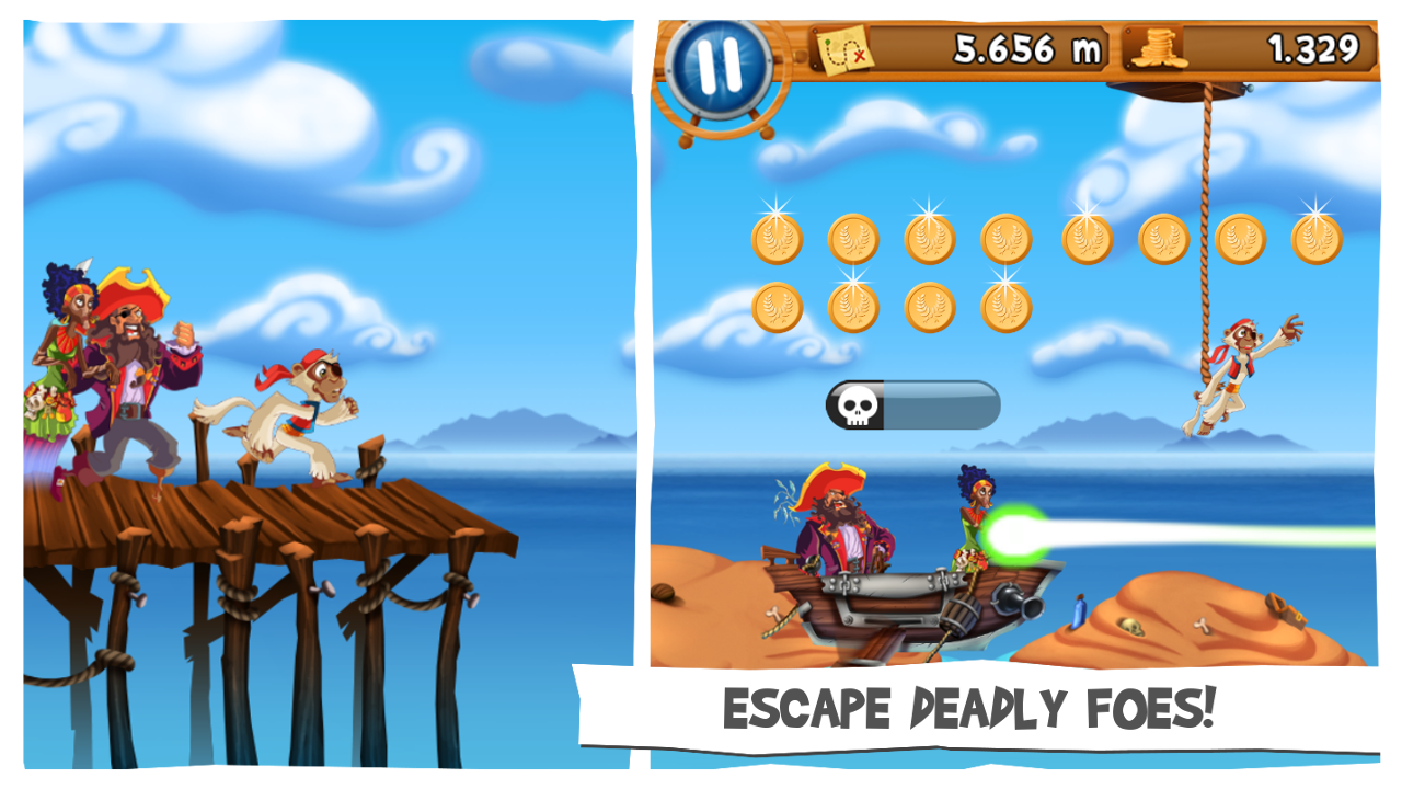 Bounty Monkey- screenshot
