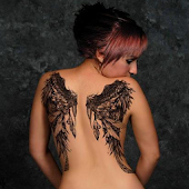 Tattoo Wings Wallpapers