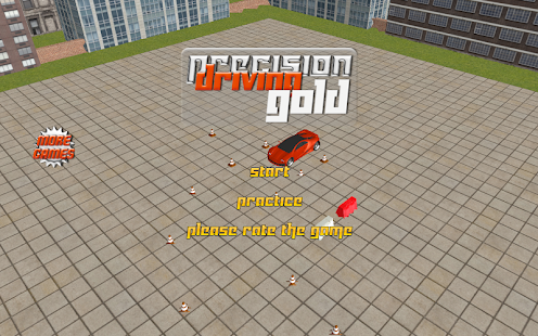 Precision Driving Gold