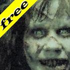 Horror game, terror joke icon