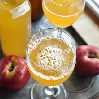 How to Make Sparkling Cider.