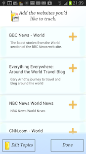 Indulge - All News In One App - screenshot thumbnail