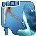 Hungry Shark Free! icon