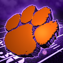 Clemson Revolving Wallpaper icon