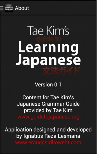 Can anyone recommend a good book for learning Japanese for me?