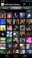Screenshot of GATM Meme Generator