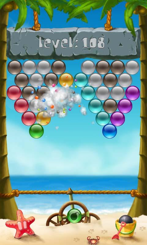 Bubble Shoot- screenshot