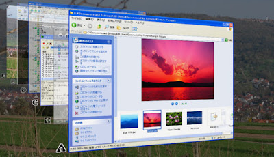 如何将Windows XP改装成Vista(可能吧 www.kenengba.com)
