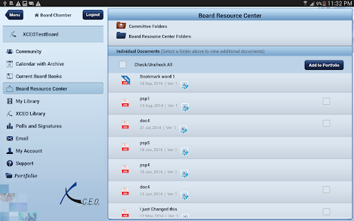 BoardPortal PLUS®- screenshot thumbnail