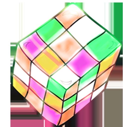 魔方 - 3D魔方遊戲 解謎 App LOGO-APP開箱王