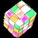 マジックキューブ - 3Dキューブゲーム