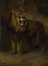 A Lion from the Menagerie of King Louis Napoleon, 1808
