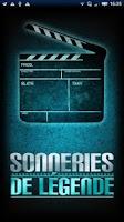 Screenshot of Sonneries de Légende