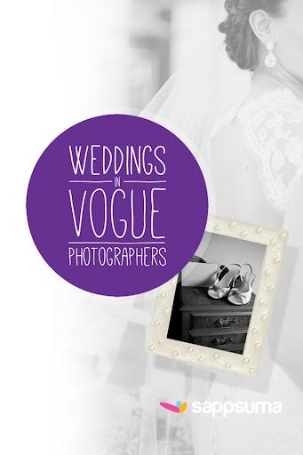 Weddings in Vogue