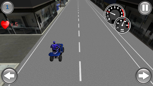Quad Bike Racing 3D