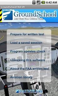 Sport Pilot Instructor FAA- screenshot thumbnail