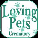 Loving Pets Crematory logo