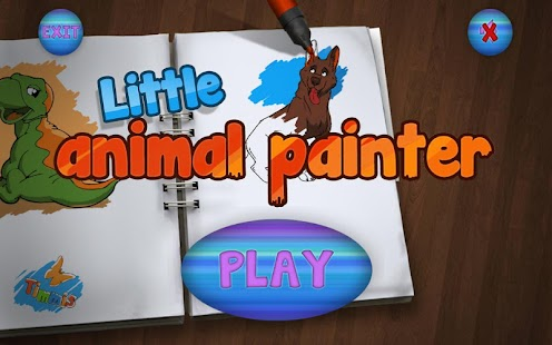 Little Animal Painter - screenshot thumbnail