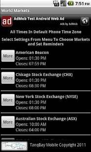 World Markets- screenshot thumbnail