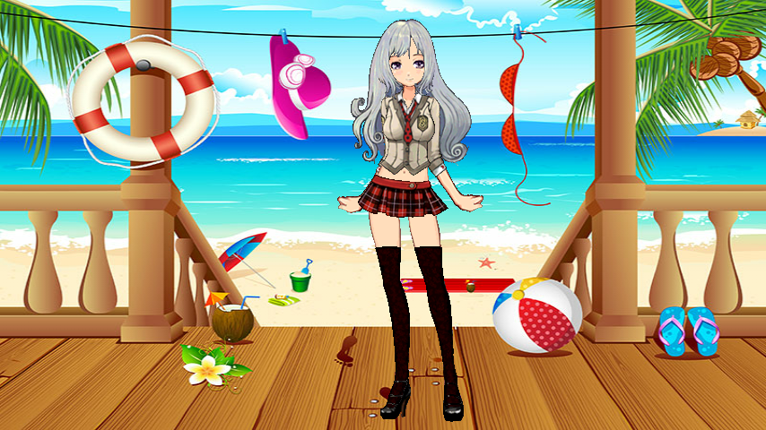 Dress Up Dancing Girl- screenshot