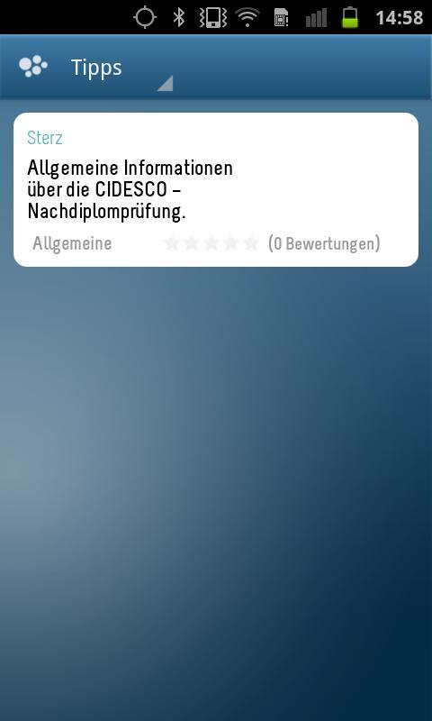 beautyfinder- screenshot