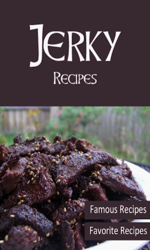 Jerky Recipes Cookbook