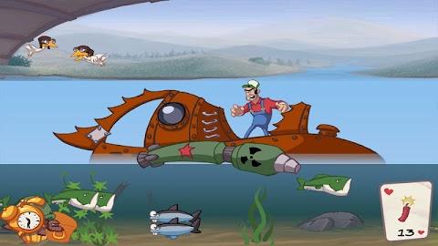 Super Dynamite Fishing Screenshot 14