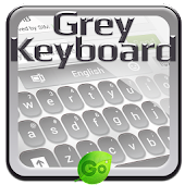 Grey Keyboard
