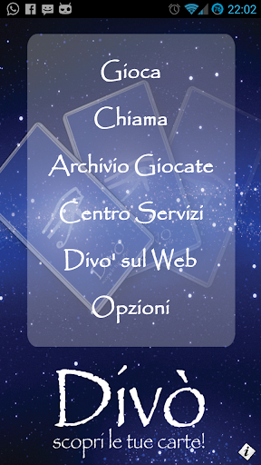 Divo - Tarocchi e Cartomanzia