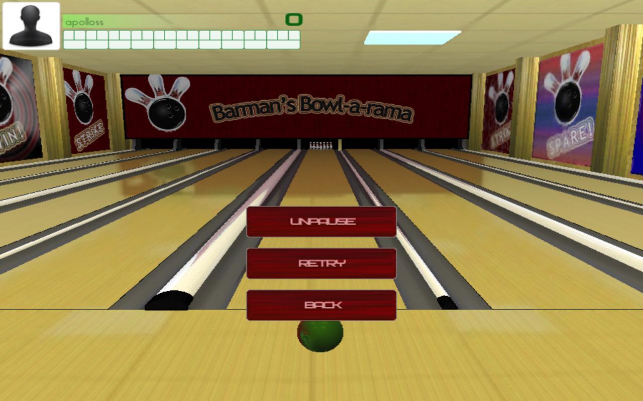 Bowling Pro- screenshot