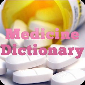 Medicine Dictionary  1.0