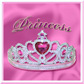 Princess Crown Theme logo