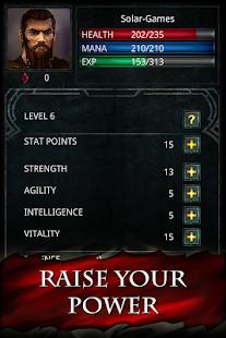 Dungeon Explorer II- screenshot