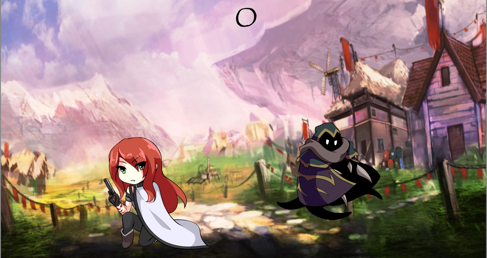 Shadow Heroes: Chibi Fight- screenshot
