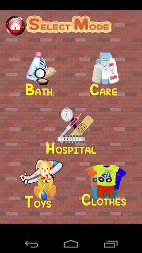 小婴儿护理和医生|玩休閒App免費|玩APPs