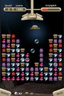 Aliens invaders - screenshot thumbnail