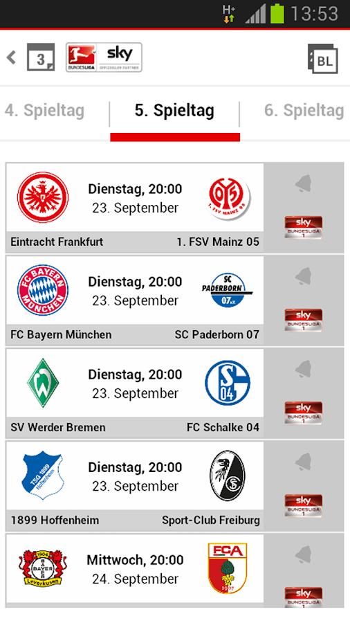 MobileTV - screenshot