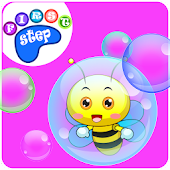 Game 4 kids: animal bubble PRO