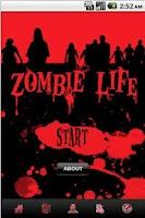 Screenshot of Zombie Life