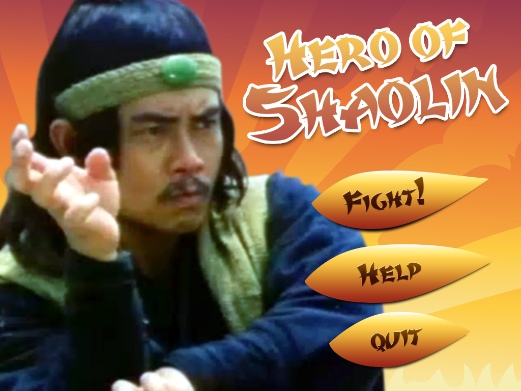 Hero of Shaolin Kung Fu - screenshot