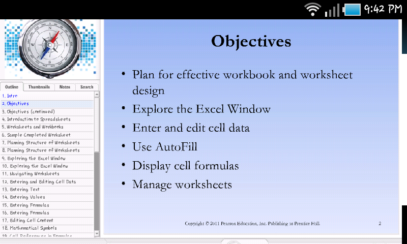 Office 2010 - Study Guide Paid - screenshot