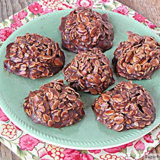 No Bake Chocolate Oatmeal Cookies {Nut & Gluten Free}.