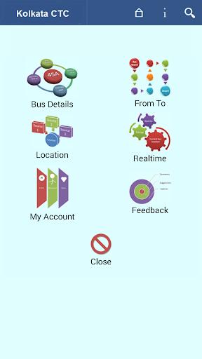 Kolkata Bus Info