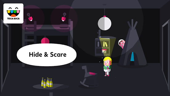 Toca Boo - screenshot thumbnail