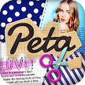 Petapic - Photo Collage App icon